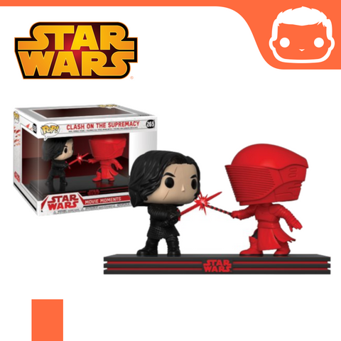 #265 - Kylo Ren & Praetorian Guard Battle Movie Moments