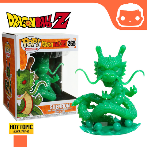 #265 - Jade Shenron Supersize - Hot Topic Exclusive