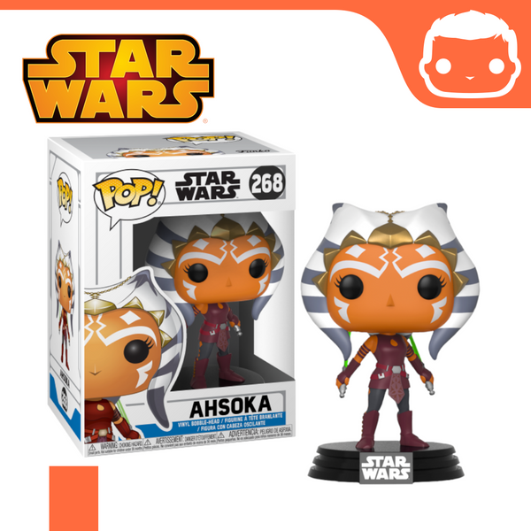 #268 - Star Wars - Ahsoka