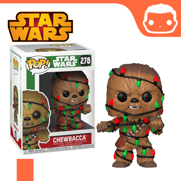 #278 - Star Wars - Chewbacca with Lights