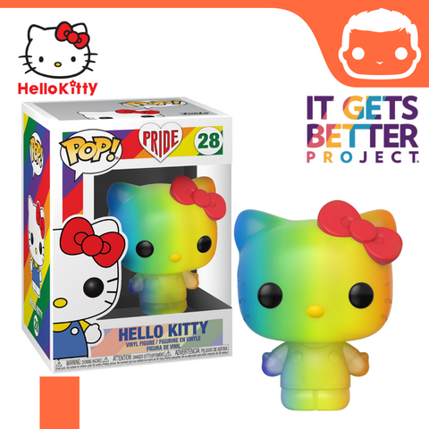 #28 - Hello Kitty - Pride Exclusive