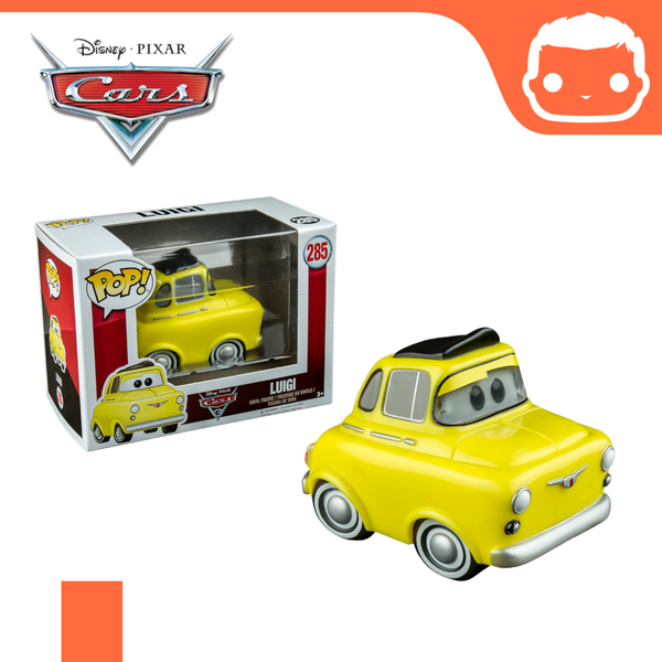 #285 - Cars 3 - Luigi (Limited Edition)