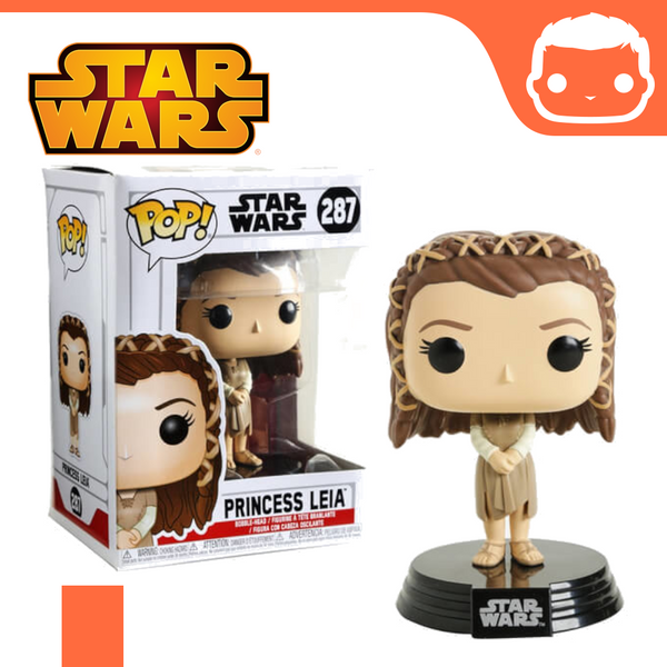 #287 - Princess Leia (Ewok Village)