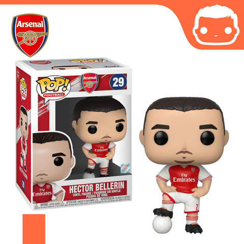 #29 - Arsenal - Héctor Bellerín