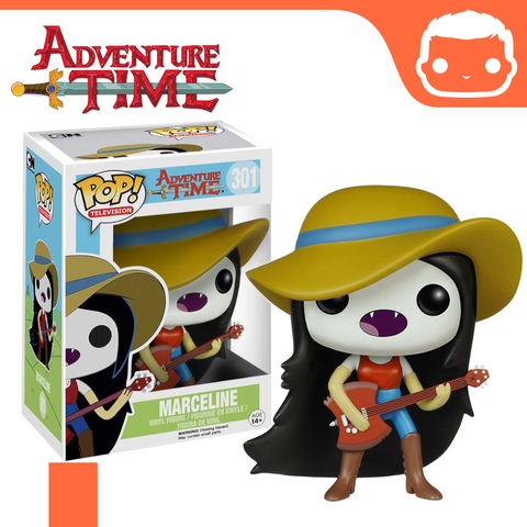#301 - Adventure Time - Marceline - Underground Toys Exclusive