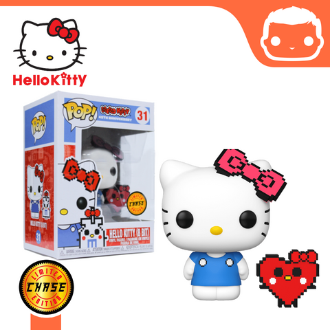 #31 - Hello Kitty - 45th Anniversay - 8-Bit [Chase]