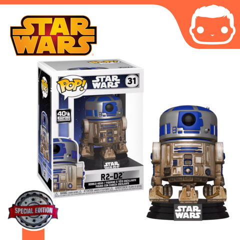 #31 - Star Wars - R2-D2 Dagobah Exclusive
