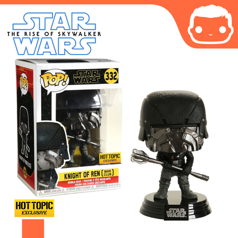 #332 - Star Wars - Knight of Ren (War Club) - Hot Topic Exclusive