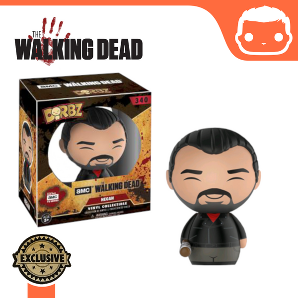 #340 - Negan - The Walking Dead Exclusive