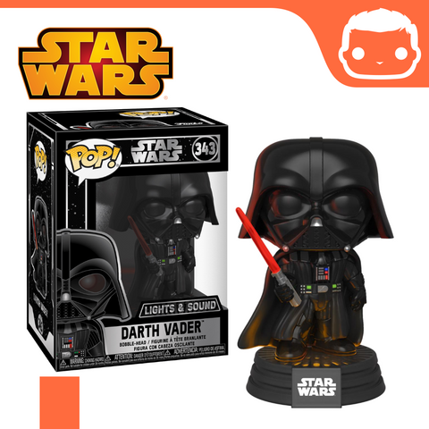 #343 - Star Wars - Darth Vader Light & Sound Exclusive