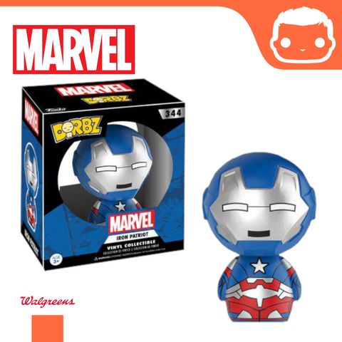 #344 - Marvel - Iron Patriot Walgreens Exclusive