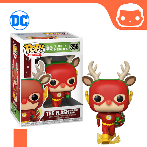 #356 - DC Universe - The Flash - Holiday Dash [Pre-Order]