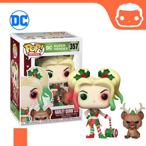 #357 - DC Universe - Harley Quinn With Helper [Pre-Order]