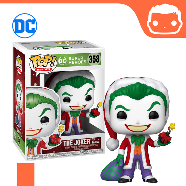#358 - DC Universe - The Joker As Santa