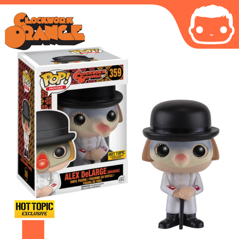#359 - Clockwork Orange - Alex DeLarge (Masked) - Hot Topic Exclusive