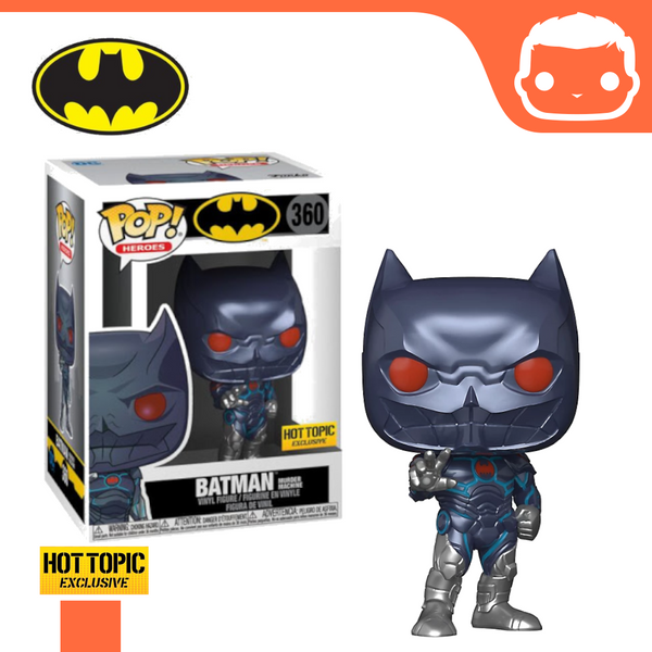 #360 - Batman - Murder Machine Batman - Hot Topic Exclusive