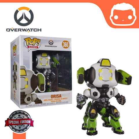 #360 - Overwatch - Orisa - Exclusive