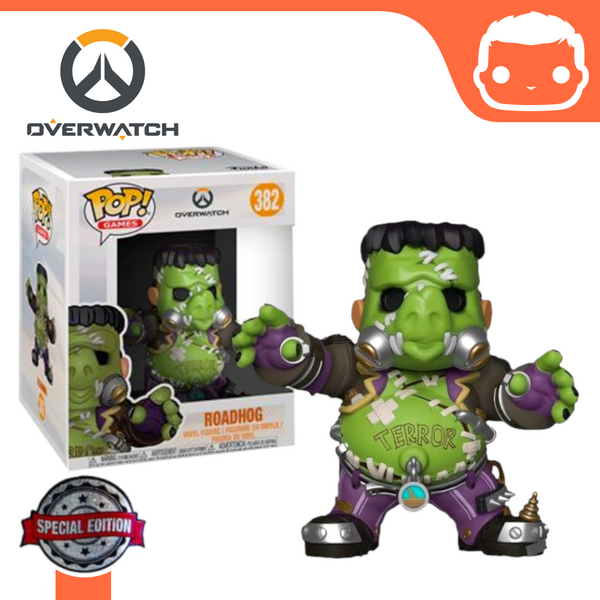 #382 - Overwatch - Roadhog (Junkenstein's Monster) - Exclusive