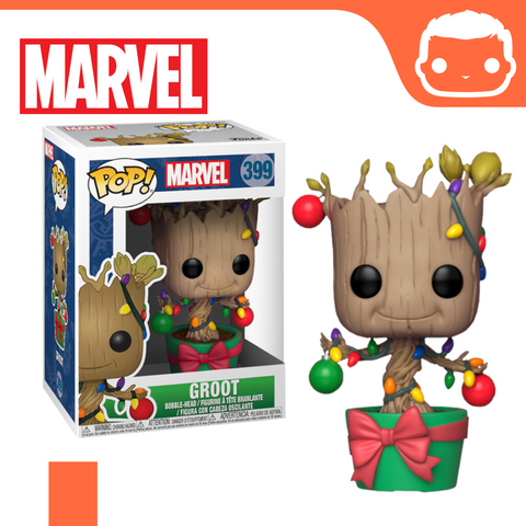 #399 - Holiday Groot