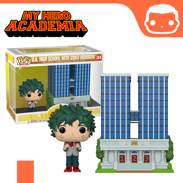 #4 - My Hero Academia - U.A. High School with Deku [Pre-Order]