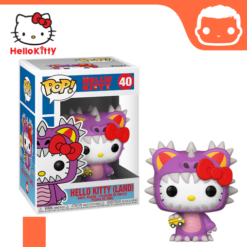 #40 - Hello Kitty - Hello Kitty (Land) [Pre-Order]