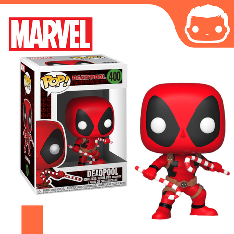 #400 - Holiday Deadpool