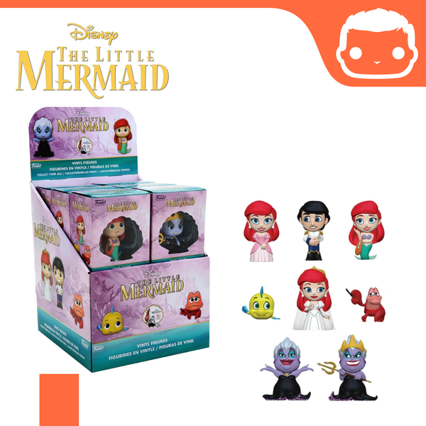 Disney - The Little Mermaid - Mini Figures