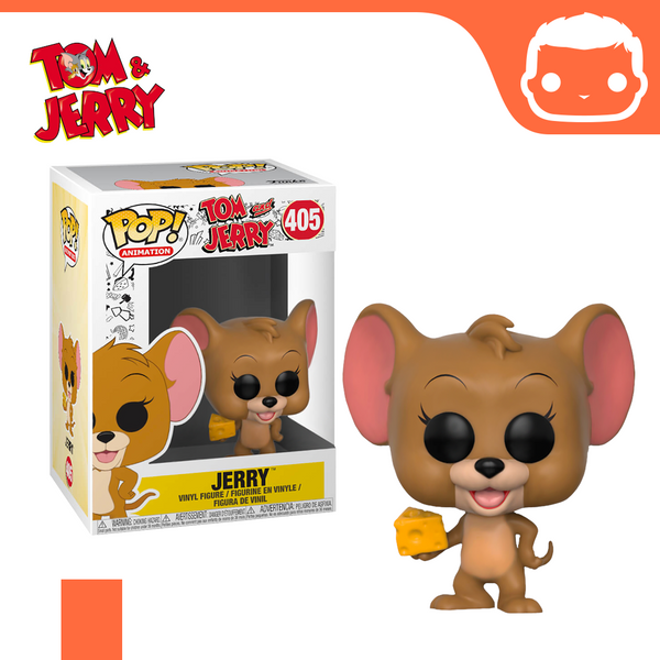 #405 - Tom and Jerry - Jerry