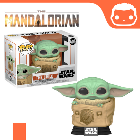 #405 - The Mandalorian - The Child With Bag [Pre-Order]