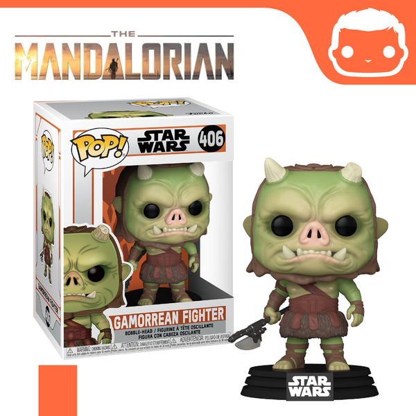 #406 - The Mandalorian - Gamorrean Fighter [Pre-Order]