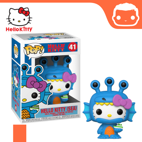 #41 - Hello Kitty - Hello Kitty (Sea) [Pre-Order]