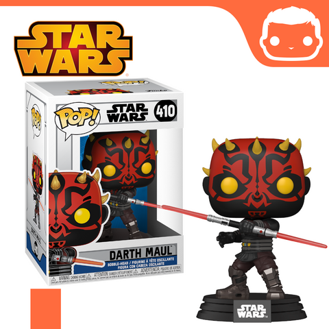 #410 - Star Wars - Darth Maul [Pre-Order]