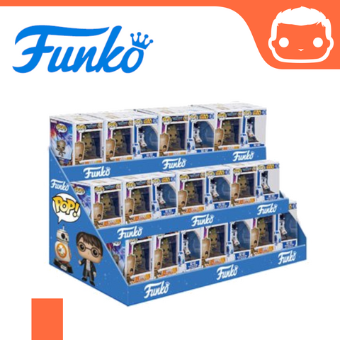 Funko POP! Vinyl Free-Standing Display Unit for 21 Figures
