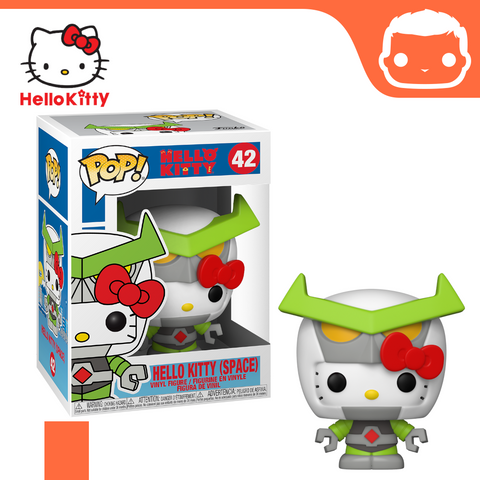 #42 - Hello Kitty - Hello Kitty (Space) [Pre-Order]