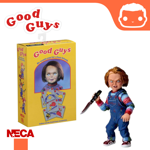 NECA - Good Guys – 7″ Scale Action Figure – Ultimate Chucky