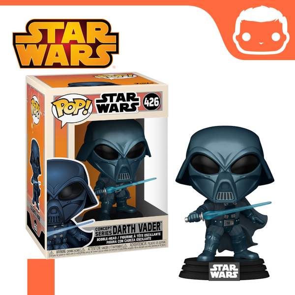 #426 - Star Wars - Concept Darth Vader [Pre-Order]