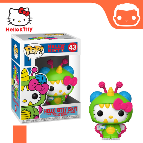 #43 - Hello Kitty - Hello Kitty (Sky) [Pre-Order]