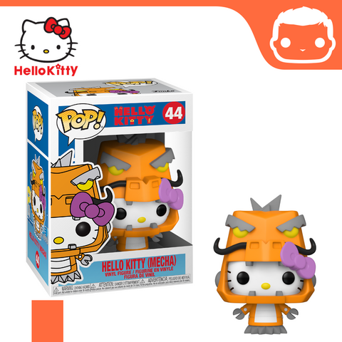 #44 - Hello Kitty - Hello Kitty (Mecha) [Pre-Order]
