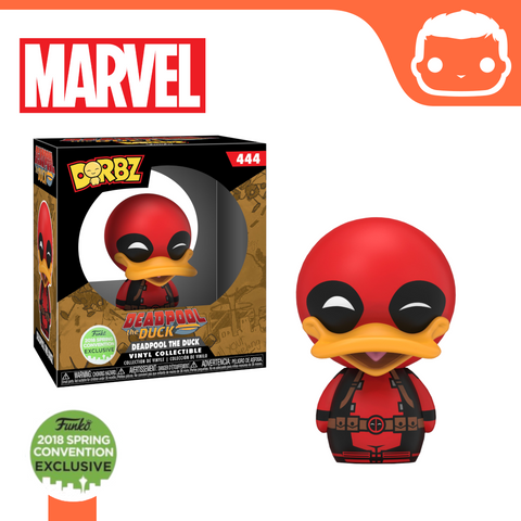 #444 - Deadpool The Duck (ECCC) Exclusive