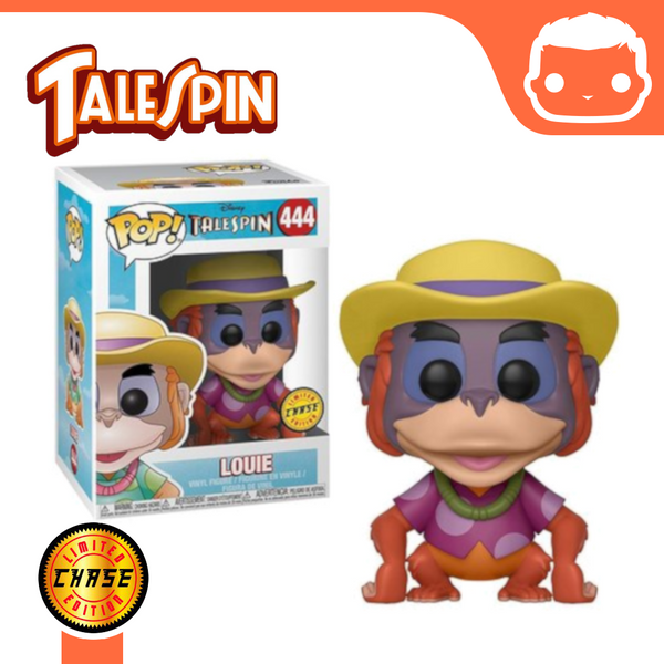 #444 - TaleSpin - Louie [Chase]