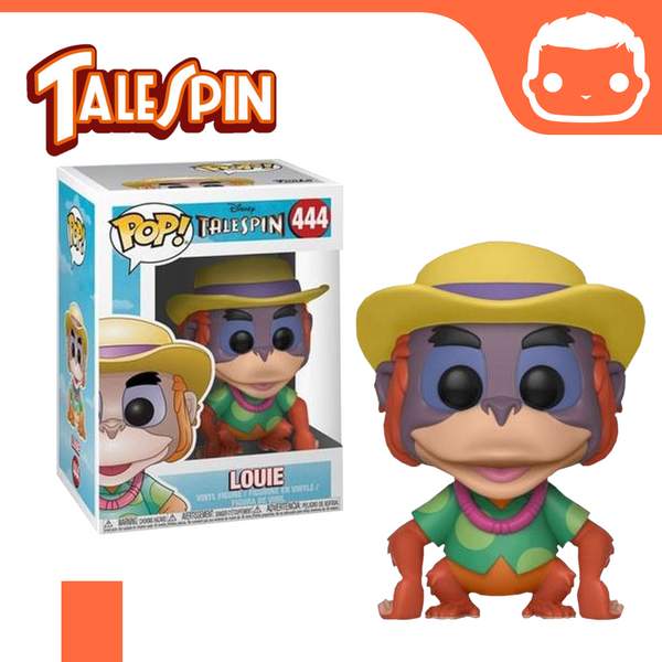 #444 - TaleSpin - Louie