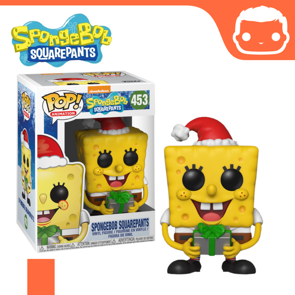 #453 - Spongebob Squarepants - Christmas Spongebob