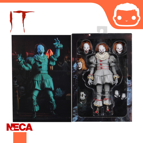 "IT Movie (2017) - Pennywise Well House Ultimate 7"" Action Figure"
