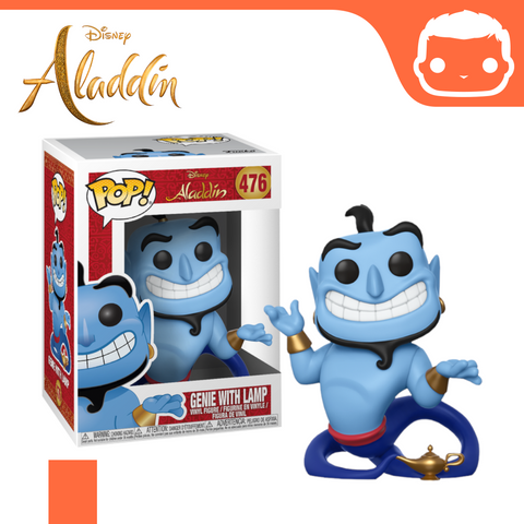 #476 - Aladdin - Genie With Lamp