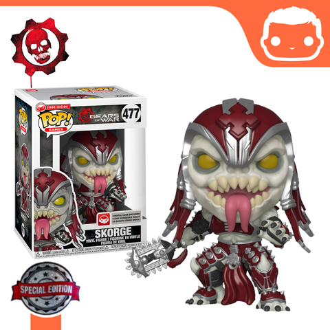 #477 - Gears of War - Skorge Exclusive