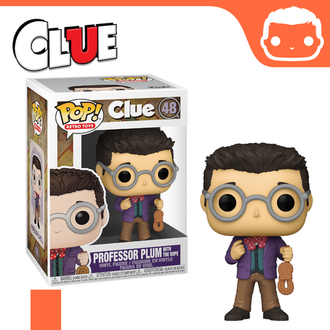 #48 - Clue - Professor Plum