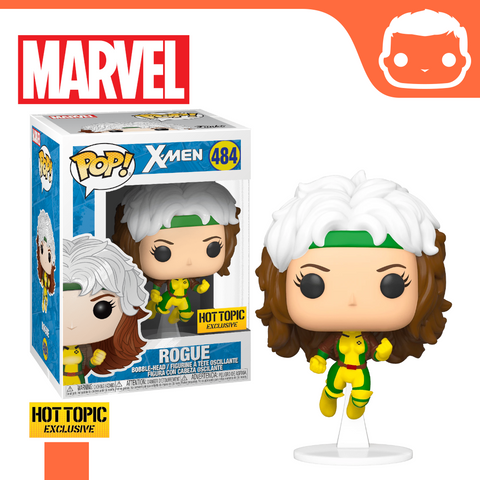 #484 - Marvel - Flying Rogue Hot Topic Exclusive
