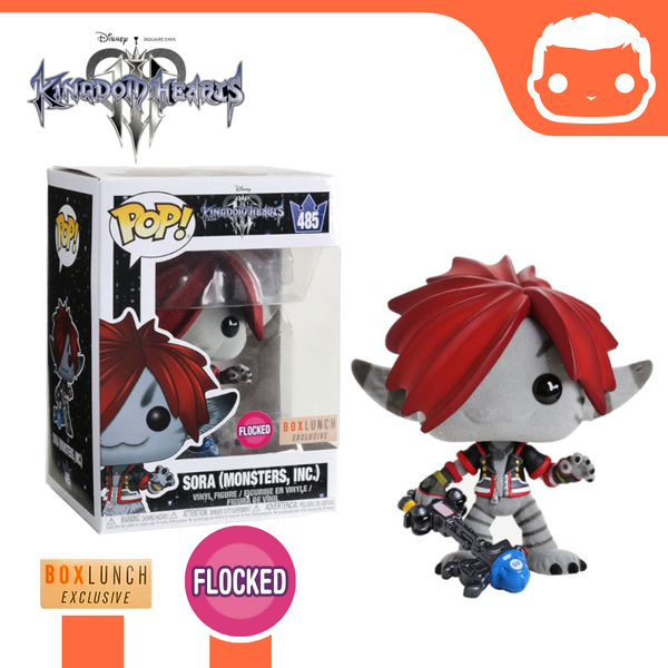 #485 - Sora (Monsters Inc) - Flocked - Box Lunch Exclusive