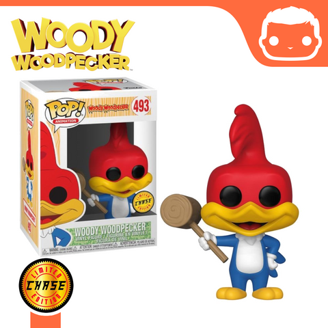 #493 - Woody Woodpecker [Chase]