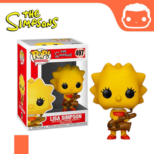 #497 - The Simpsons - Lisa Simpson